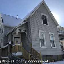 Rental info for 2428 N 25TH ST in the Milwaukee area