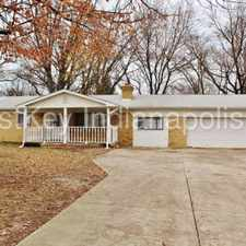 Rental info for 7414 East 30th Street in the Indianapolis area