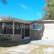 Rental info for Wonderful 3/2 Home W/ Fireplace in the Tampa area