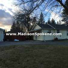 Rental info for UPDATED NORTHWEST SPOKANE HOME - 2 BED, 3 BATH W/ 2 CAR GARAGE! in the Spokane area
