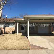 Rental info for 2509 Dewitt, Irving - Self-Showing in the Irving area