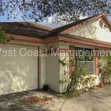 Rental info for 2 Bedroom, 2 Bath For Rent in North Tampa! in the Tampa area