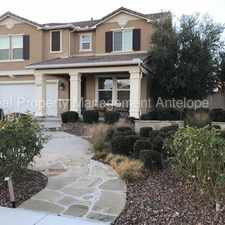 Rental info for Gorgeous 4 bedroom and 3 bathroom home with loft and bonus room.