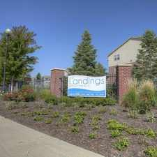 Rental info for The Landings Apartments in the Bellevue area