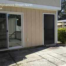 Rental info for 5639 Sycamore Street North in the St. Petersburg area