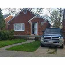 Rental info for 15864 Manning Street Detroit MI 48205 in the Detroit area