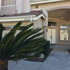 Rental info for For Rent By Owner In Temecula