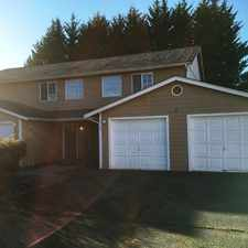 Rental info for Orting 3bdr 1. 5 Bath Townhouse With Garage