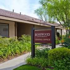 Rental info for Rosewood Apartments