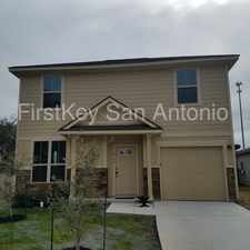 Rental info for 4746 River Canyon in the San Antonio area