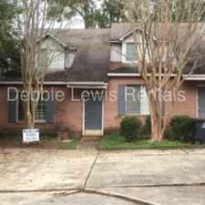 Rental info for 2273 Tina Drive in the Tallahassee area