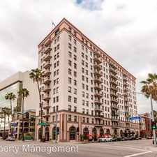 Rental info for 455 E. Ocean Blvd #1207 in the Los Angeles area
