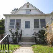 Rental info for 4400 Grand View Ave in the Woodberry area