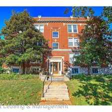 Rental info for 1369 Mccausland Ave #1N in the St. Louis area