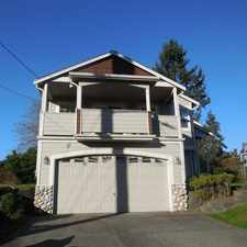 Rental info for 11115 56th Ave S in the Rainier View area