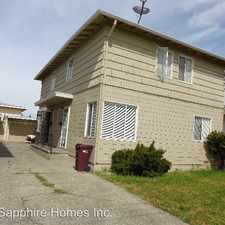 Rental info for 2227 Warner Ave. in the Oakland area