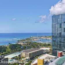 Rental info for 1177 Queen Street #3005 in the Honolulu area