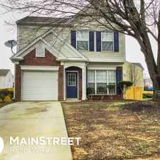 Rental info for 2517 Wingdale Drive in the Charlotte area