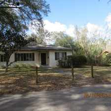 Rental info for 808 Northwest 20th Terrace in the Gainesville area