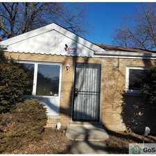 Rental info for Quiet - Newly Renovated Home Tucked Away in a Cul-De-Sac! in the Chicago area