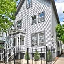 Rental info for 1701 N Maplewood - 3 in the Chicago area