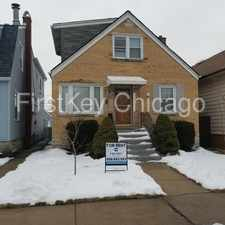 Rental info for 3420 North Ottawa Avenue in the Belmont Heights area