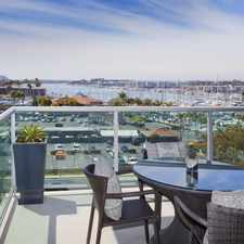 Rental info for 13700 Marina Pointe Drive #401 in the Marina del Rey area