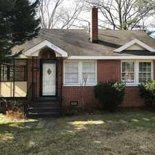 Rental info for Charming 3 Bed 1 Bath Home In Morningview. in the Montgomery area