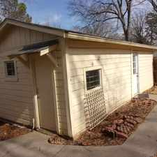 Rental info for Conveniently Located. Single Car Garage! in the Little Rock area