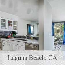 Rental info for Now Is The Opportunity ToLaguna Sands Your Home... in the Laguna Beach area