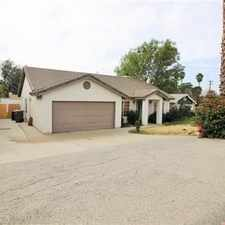 Rental info for 3 Bedrooms House - Large & Bright. Pet OK! in the Menifee area