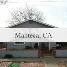 Rental info for Manteca, 3 Bed, 2 Bath For Rent. Carport Parking! in the Manteca area