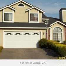 Rental info for Beautiful Vallejo House For Rent in the Vallejo area