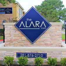 Rental info for The Alara in the Houston area
