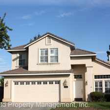 Rental info for 971 Pearwood Circle in the Lodi area