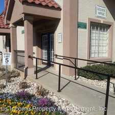 Rental info for 3500 South Riverside Drive 817-531-2490 in the Fort Worth area