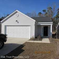 Rental info for 255 Coosawatchie St.