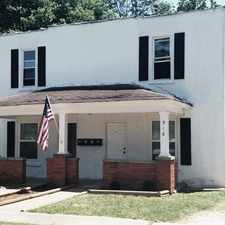 Rental info for 918 W Calhoun St B in the Springfield area