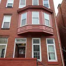Rental info for 103 W. 29th St in the Baltimore area