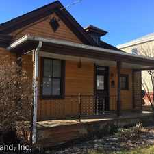 Rental info for 1005 Early St