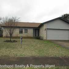 Rental info for 906 SPRING TREE ST in the Brushy Creek area