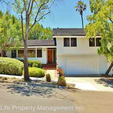 Rental info for 5422 Redding Rd in the San Diego area