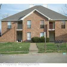 Rental info for 812 Betty Court Unit B in the Fort Worth area