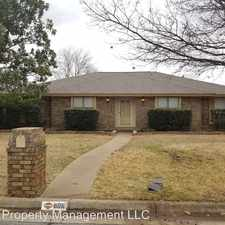 Rental info for 606 Chaffee Drive in the Fort Worth area