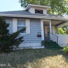 Rental info for 4315 11th Street