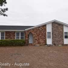 Rental info for 2567 Salamanca Drive in the Augusta-Richmond County area