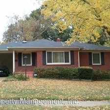 Rental info for 1336 WILBEC RD. in the Memphis area