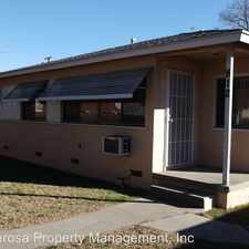 Rental info for 812 S. EUCLID ST in the 92833 area
