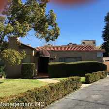 Rental info for 550 S. Los Robles Ave. C in the Pasadena area