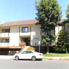 Rental info for 5206 Norwich Ave 104 in the Los Angeles area